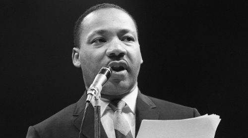 Does America really love Reverend Dr. Martin Luther King Jr. ?