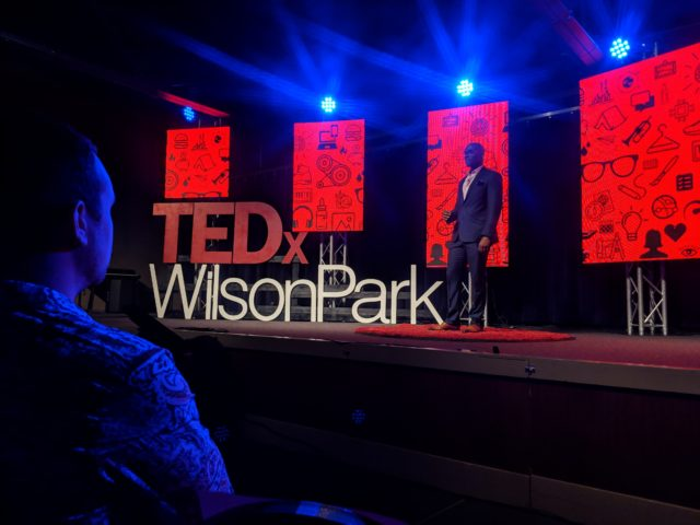 TEDxWilsonPark – How I Overcame My Fear of Stuttering