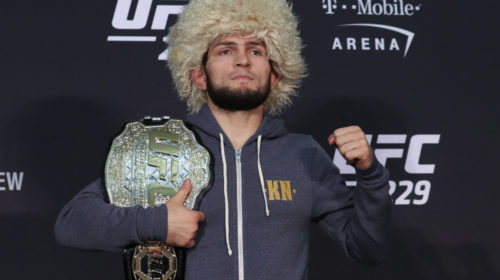 Poking the bear: Khabib, Conor, and The Act of Restraint