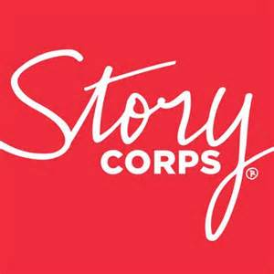 StoryCorps interview!!!