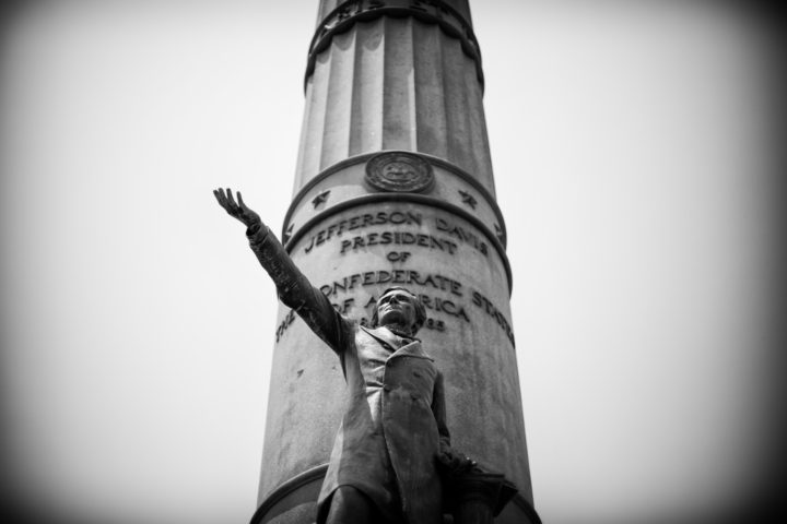 I don't care about a statue: Pacification in the fight against racism
