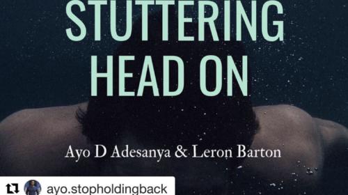 Facing Stuttering Head On.