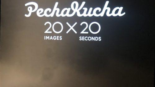 LeRon gives a PechaKucha!